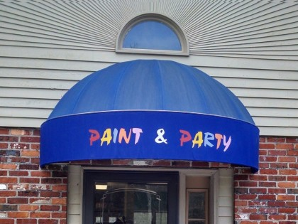 Paint & Party at Masterpiece Mixers in Easton