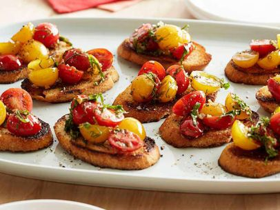 #MenuMonday: Bruschetta