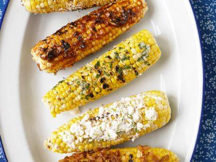 #MenuMonday: Grilled Corn