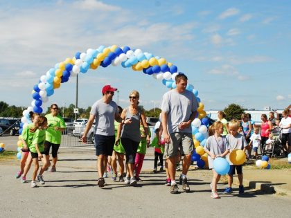 Event Spotlight-Great Strides & Muscle Walk This Weekend!