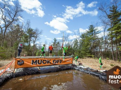 Event Spotlight: MuckFest MS Boston is This Weekend!