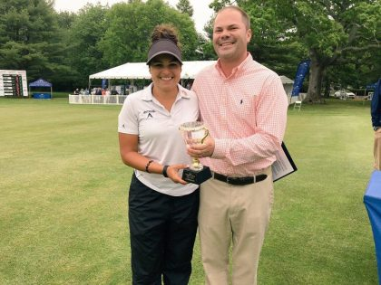 LPGA Golf Tournament Returns to Brockton