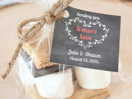 #WeddingWednesday: Wedding Favors