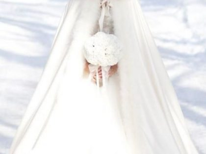 #WeddingWednesday: Having a Winter Wedding