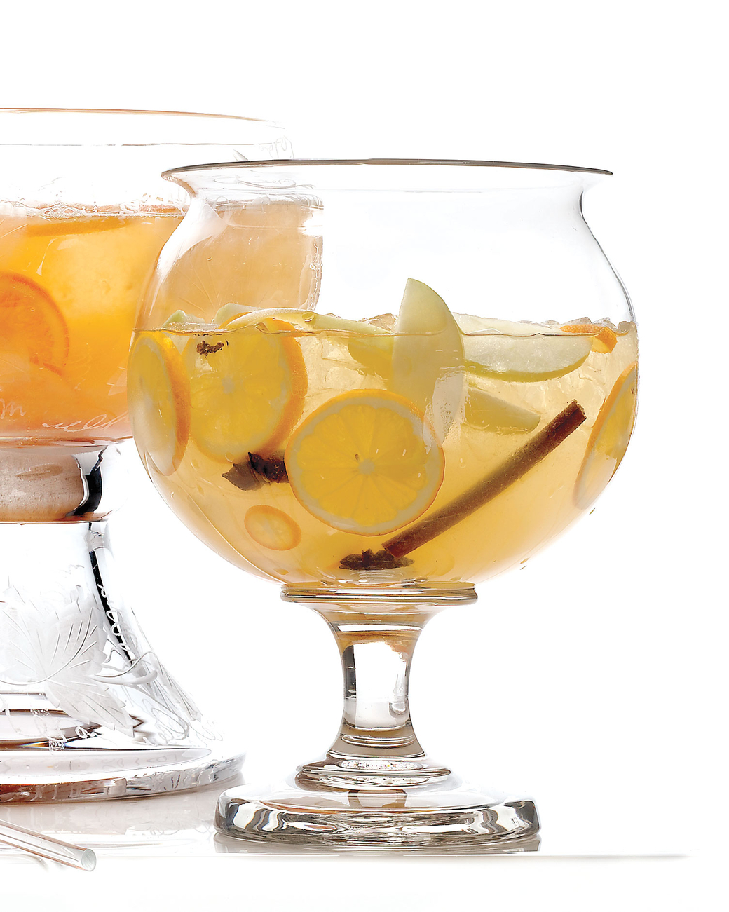 MenuMonday: Mulled White Wine Sangria - BC Tent & Awning