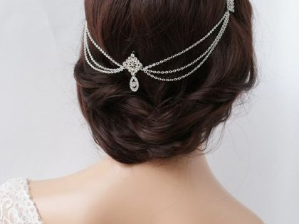 #WeddingWednesday: The Bridal Headpiece