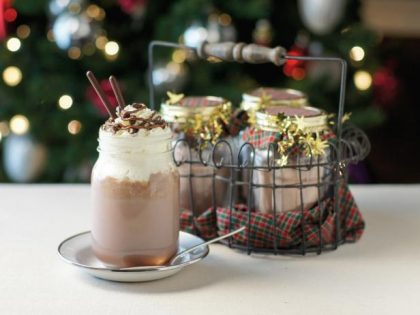 #MenuMonday: Hazelnut Hot Cocoa