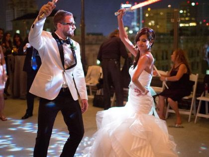 Embracing Your Inner Geek on Your Wedding Day