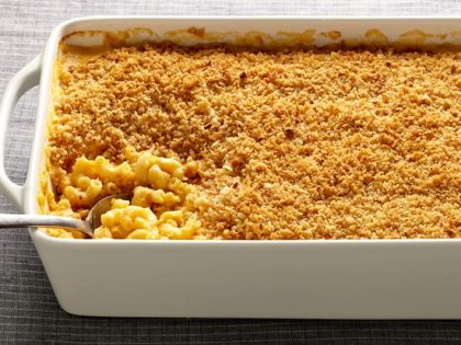 #MenuMonday: Macaroni and Cheese