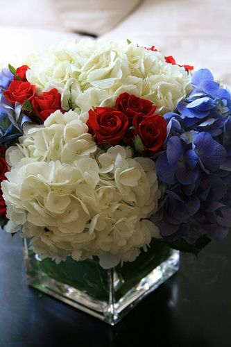 Patriotic Wedding